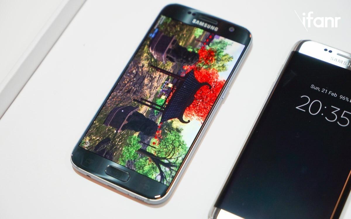 三星s7 & s7 edge 上手:旗舰手机当如此