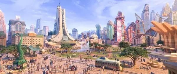 为什么说《疯狂动物城》让中国动画绝望
