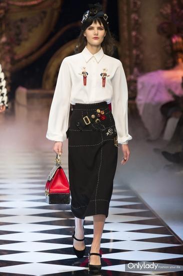 Dolce & Gabbana2016秋冬系列
