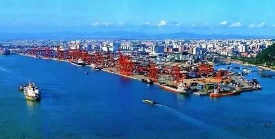 浙江海洋经济发展示范区,福建海峡蓝色经济试验区和舟山群岛海洋新区