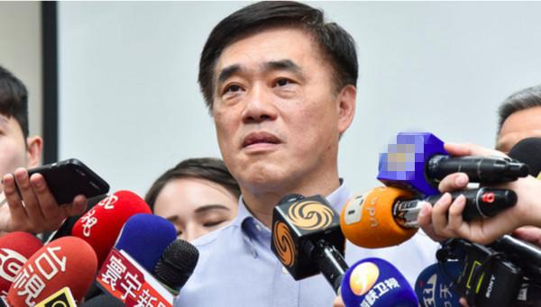 吴敦义820就任国民党主席 郝龙斌决定留任副主席