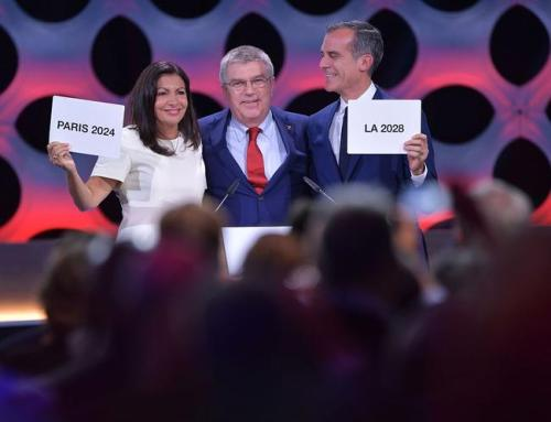 巴赫坚信,改革将会三赢。 图片来源:国际奥委会官网