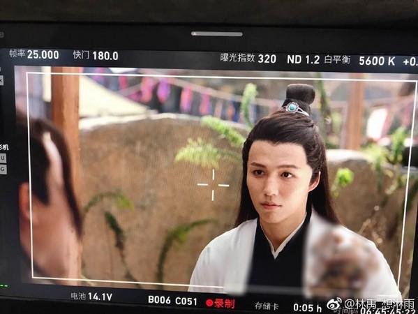 林禹被相中拍网络剧。