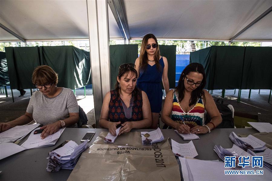 智利总统和议会选举投票结束【3】