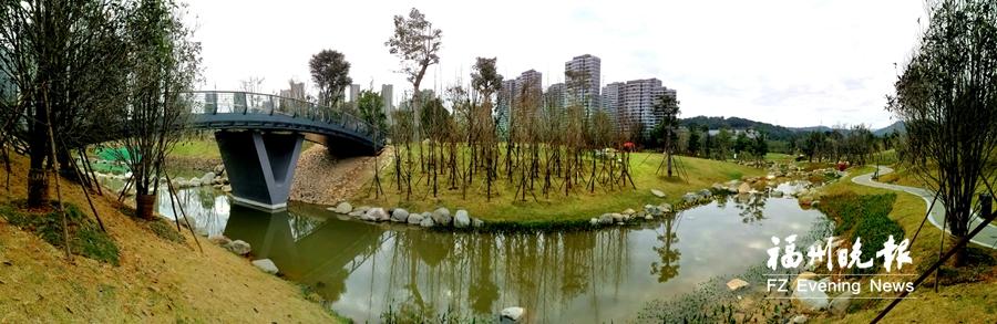 """市民将收到""""大礼包"""" 12座生态公园春节前建成开放"""