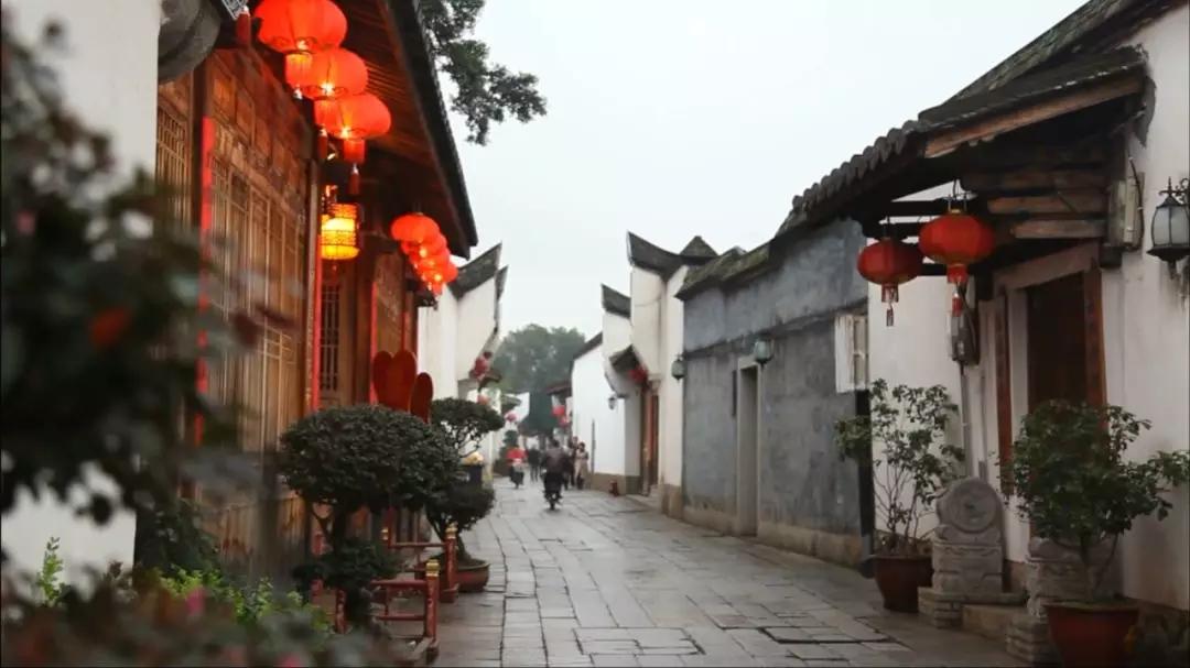 壁纸 风景 古镇 建筑 街道 旅游 摄影 小巷 1080_607