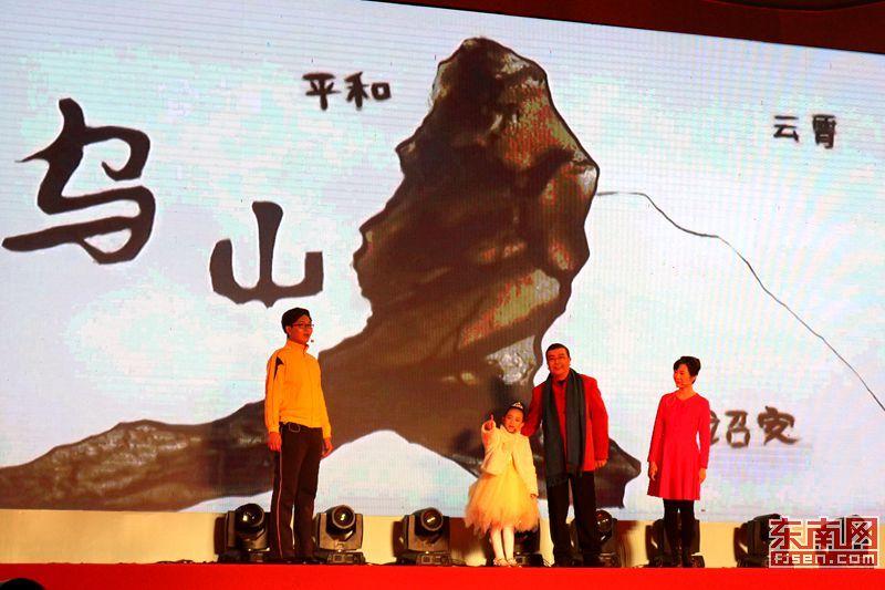 少儿舞蹈《寒梅傲雪》   书画表演 县委宣传部、文化广电体育局承办