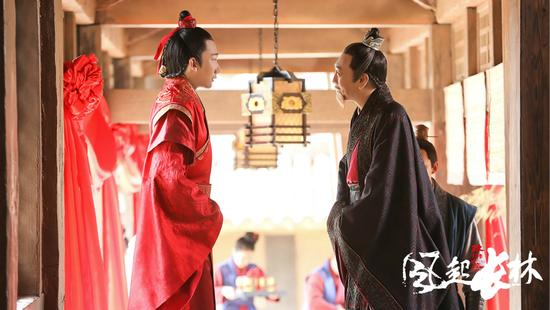 《琅琊榜2》元启吴昊宸入歧途 与安如陷虐恋