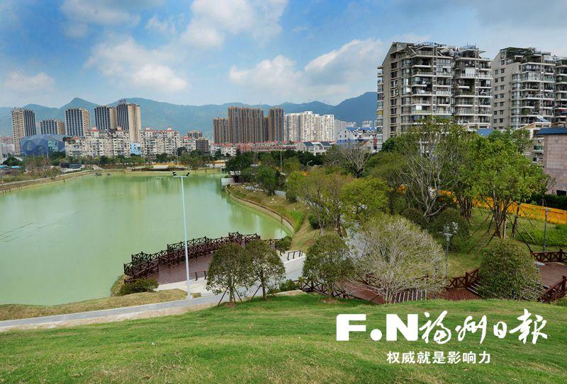 福州大力推动城市东进南下,着力提升中心城区功能品质