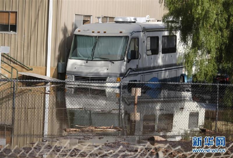 (国际)(3)美国加州发生泥石流至少13人死亡