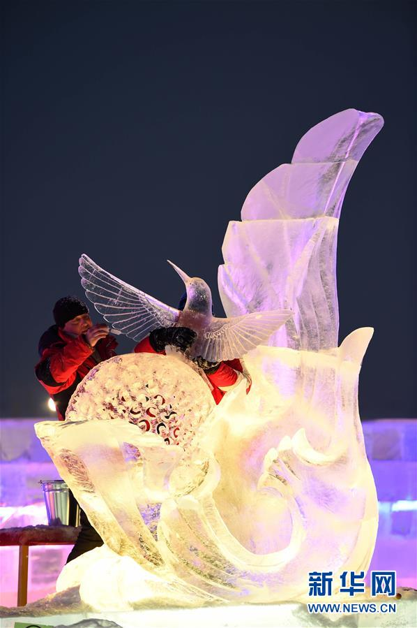 (文化)(2)冰雕炫彩
