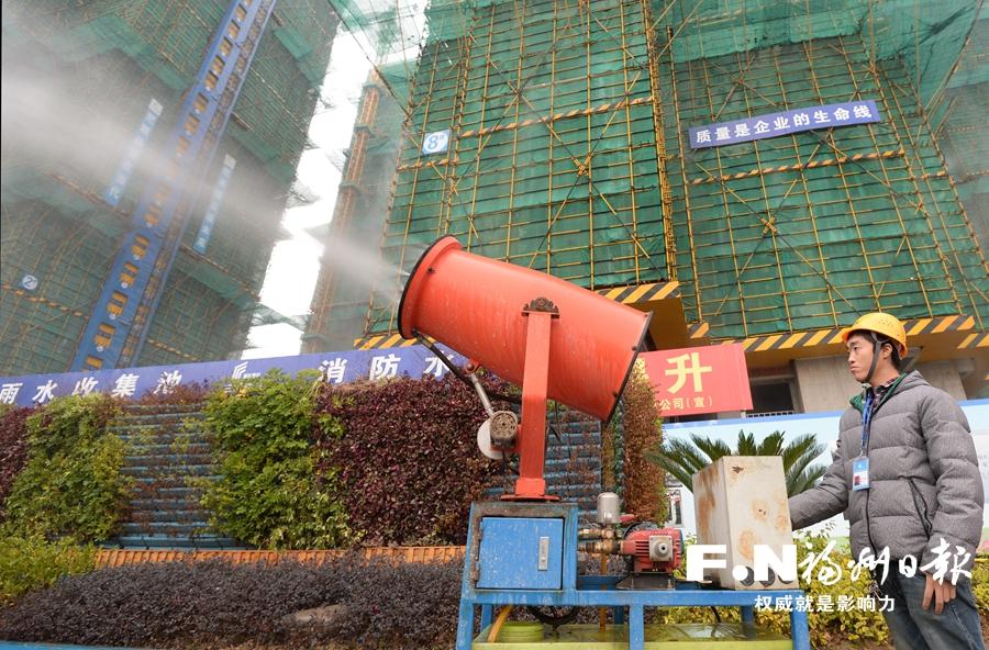"""福州:织密防护网 空气质量今年以来""""零""""污染"""