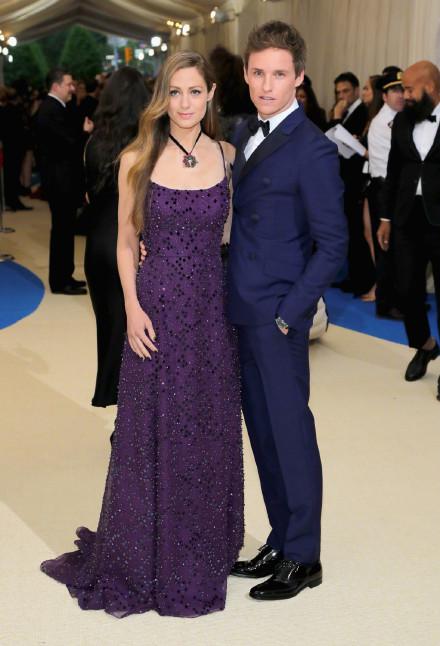 埃迪雷德梅恩与老婆