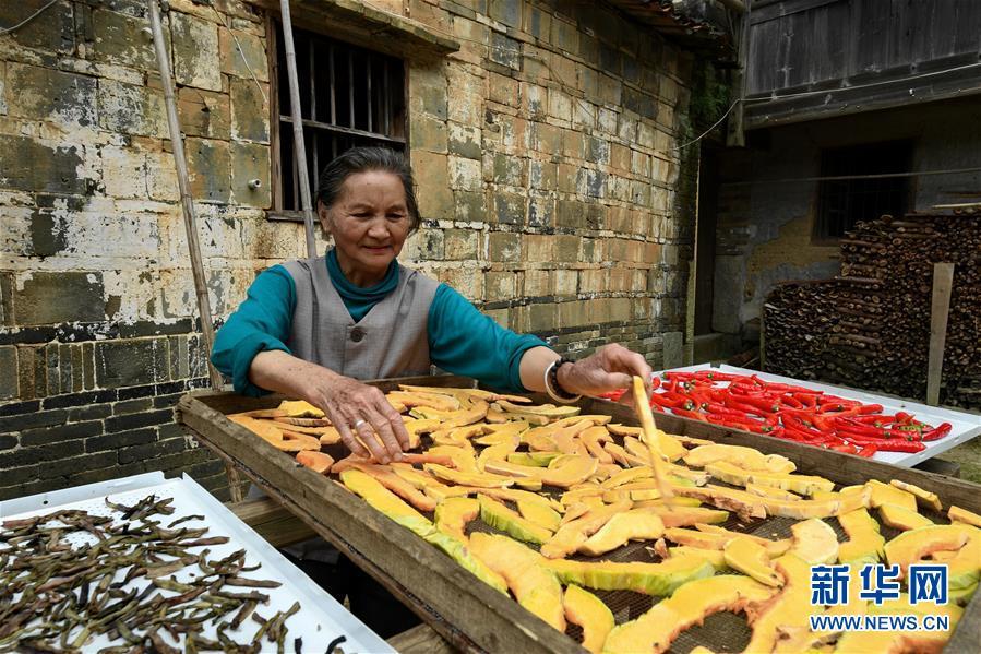 (文化)(2)走出深闺的千年古村落——横坑村
