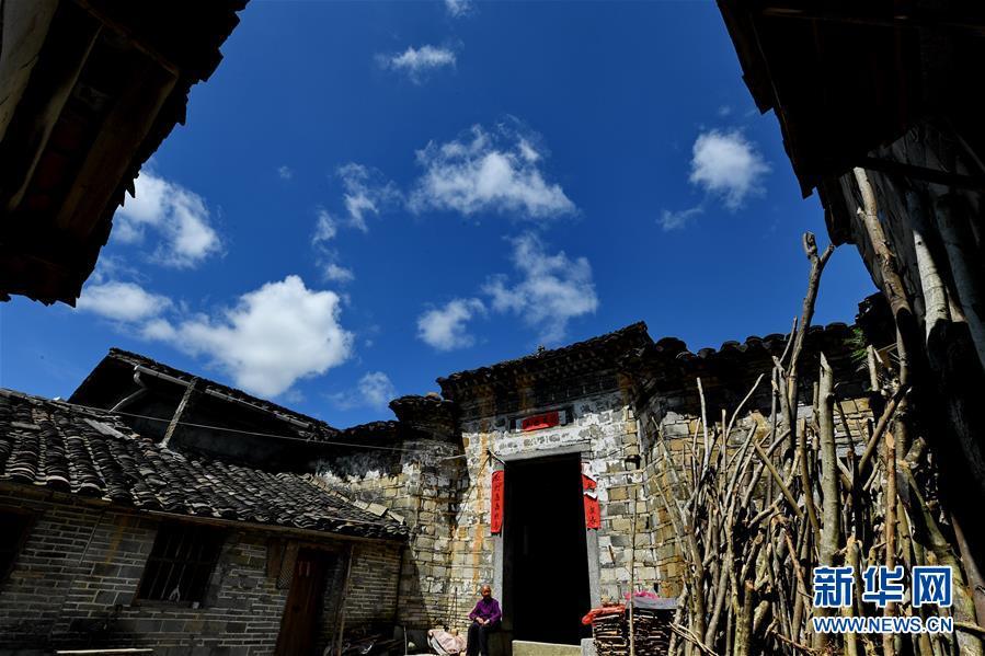 (文化)(4)走出深闺的千年古村落——横坑村