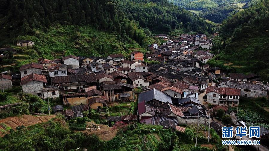 (文化)(1)走出深闺的千年古村落——横坑村