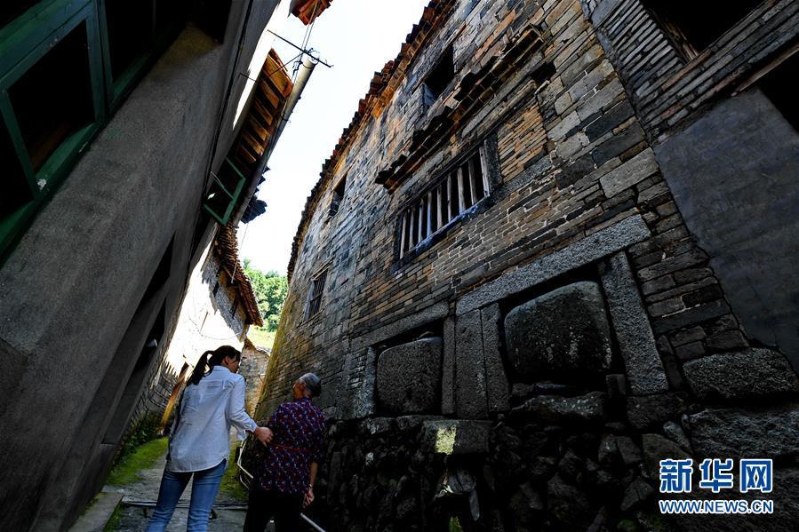(文化)(3)走出深闺的千年古村落——横坑村