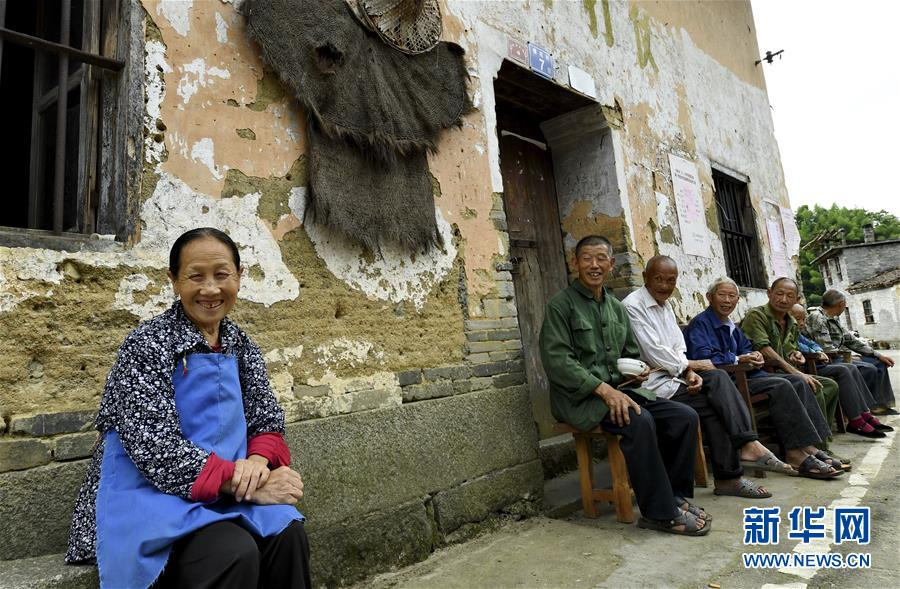 (文化)(5)走出深闺的千年古村落——横坑村