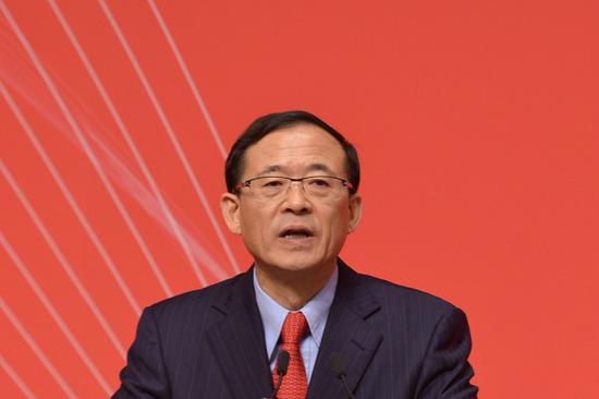 2016年12月3日,出席中国证券投资基金业协会第二届会员代表大会