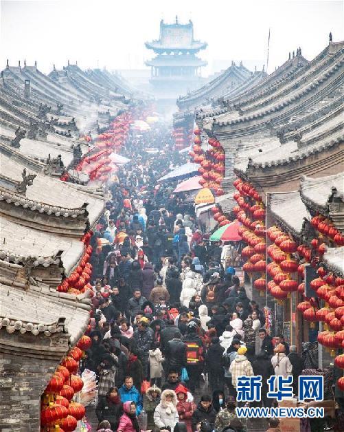 #(社会)(5)2019年春节假期全国旅游接待总人数4.15亿人次