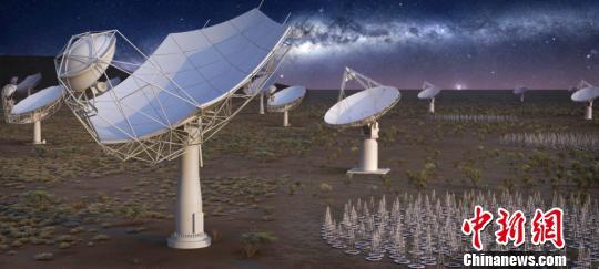 中科院国家天文台:中国天文界正为SKA做充分科学准备