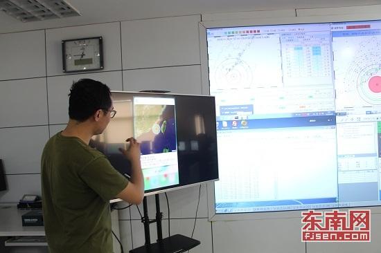 福建已建成地震预警信息发布终端8976处
