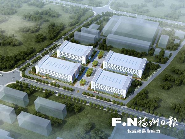 高端装备先进制造业生产基地动建