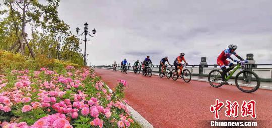 横跨两国三地2019首届中俄自行车联赛收官
