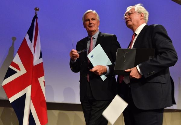 英国脱欧后新关税制度来了。