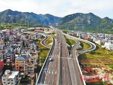 长福高速公路 预计8月上旬通车