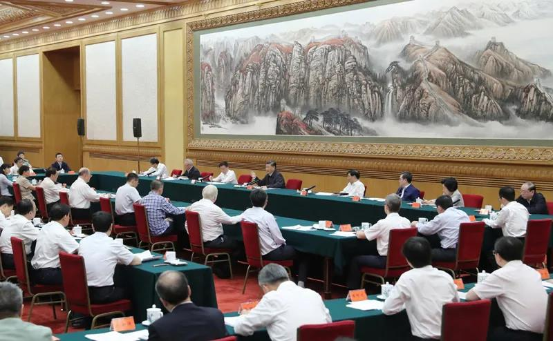 9月11日,习近平在京主持召开科学家座谈会并发表重要讲话。
