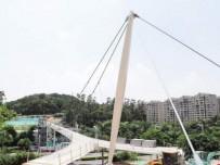 厦门:金尚路悬索桥预计月底建成