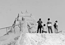 福州首届沙雕艺术节今开幕