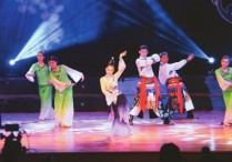 省残疾人艺术团在三明慰问演出