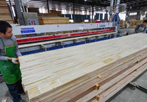 尤溪:林木业出口红火