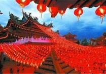 """福州春节发""""生态红包"""" 54个高颜值公园密集亮相"""