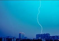 榕城4个小时闪电超2000次
