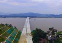 福州琅岐特大桥2号桥主体完工