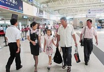 """厦门机场暑期""""单飞""""儿童猛增"""
