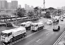 """福州城市管理迈向""""精细化"""""""