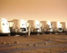 100年后定居火星?阿联酋计划在火星建造人类定居点