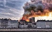 法国夜未眠,有人捐1亿欧元,再见许是10年后…
