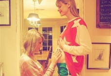 霉霉Taylor Swift晋升教母