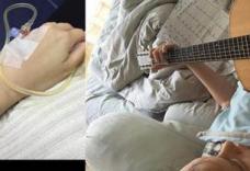 徐若瑄怀孕后上吐下泻 卧床弹吉他给腹中宝宝听