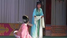 布袋木偶 亮相福建戏剧水仙花奖舞台
