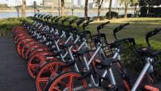 摩拜单车登陆福州 智能共享助力绿色出行