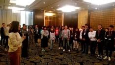 """台湾学子大陆积极""""充电"""",为未来谋出路"""