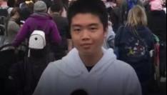 致敬 | 屠杀中,15岁福建籍华裔少年用身体迎上枪口,至死不松手!美国以荣誉军礼安葬他