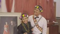 现代与传统兼具的卑南婚礼!吉他手俊男与电视台美女的最美爱情见证在这里!