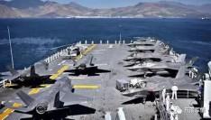 """美军积极测试""""闪电航母""""概念 航母数量要翻番?"""